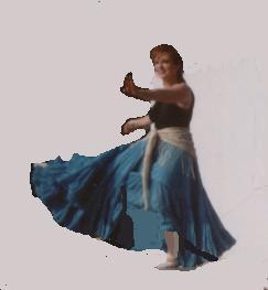 dancing nacheska